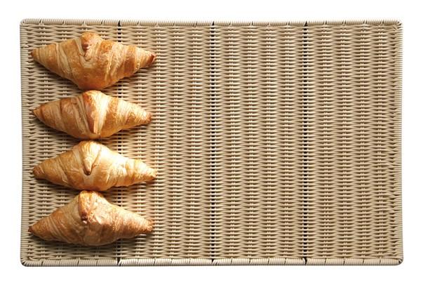 Auslage-Tablett flach, Bäcker-Mass 60 x 40 cm