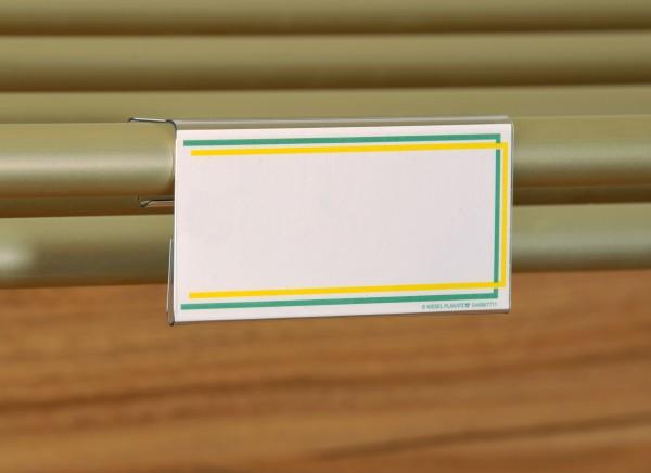 Rohrstangenhalter - Mini ( 10 Stück )