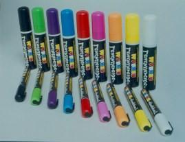 Leuchtkreide-Marker 2+5 mm