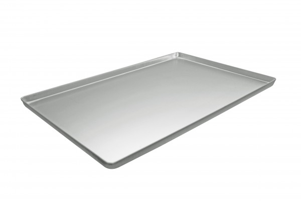 Ausstell-/Thekenbleche 20mm, silber, 10er Pack