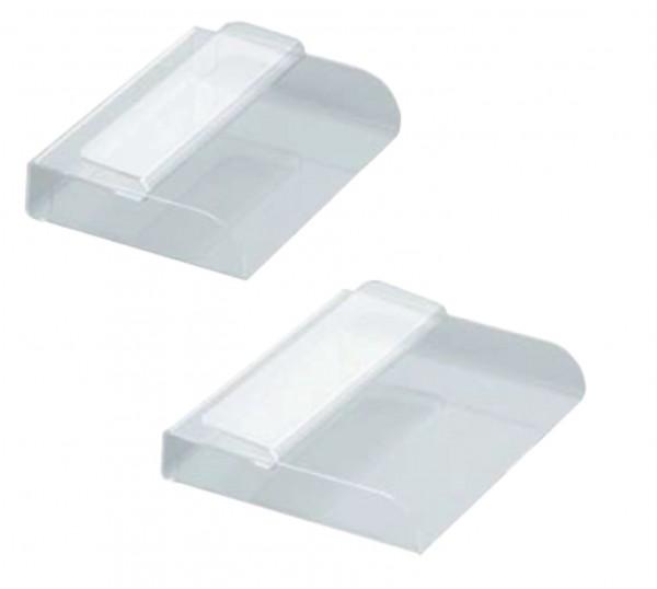 Fettpapierhalter aus Acryl A5 187x250mm