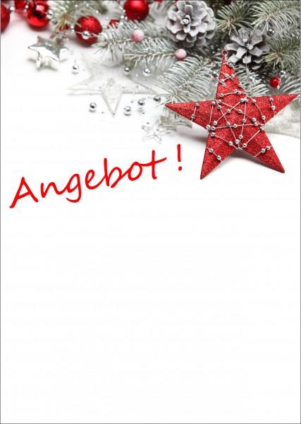 Weihnachte Stern
