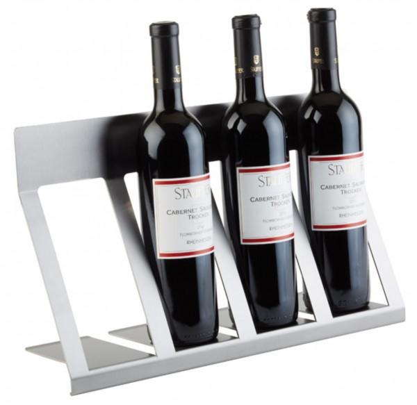Weinflaschen-Display