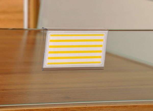 Regalhalter, 10 mm