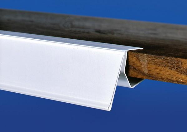 Scannerschienen zum stecken 1 Meter für Borten 18-22mm