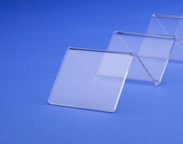 Snack-Welle transparent 85mm