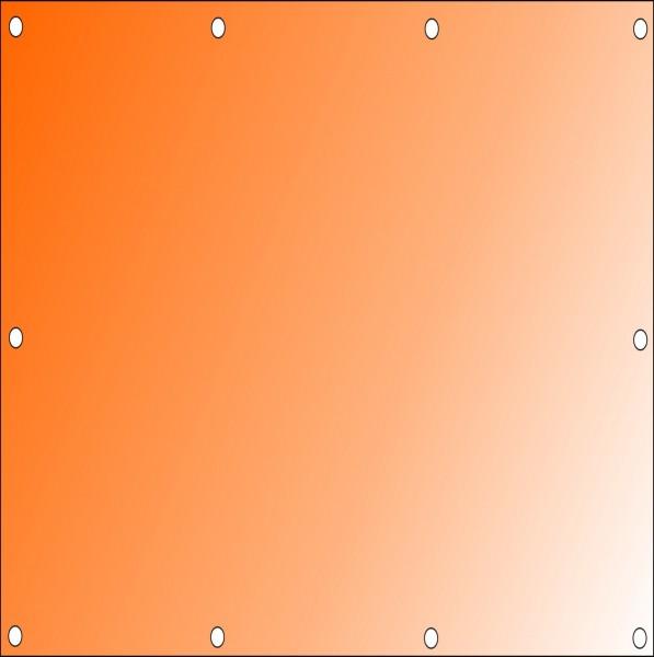Bannerdruck 150 x 150 cm, PVC 510g