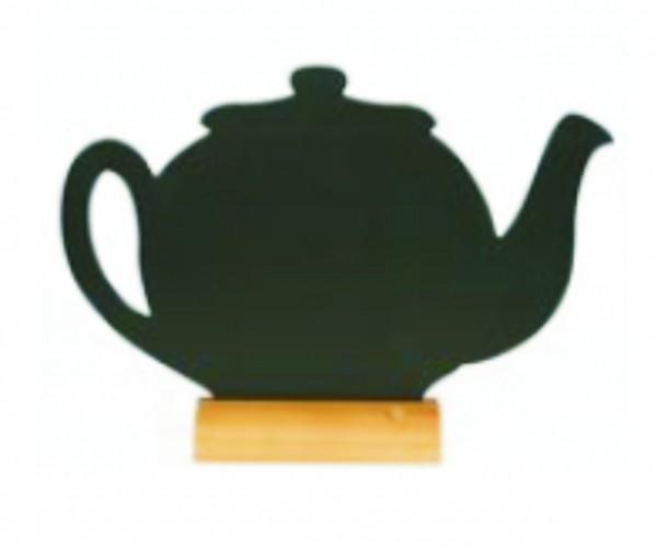 """Thekenaufsteller """"Kaffeekanne / Teekanne"""""""
