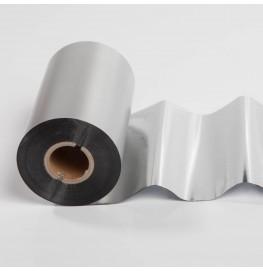 Farbband für Etikettendrucker weiß