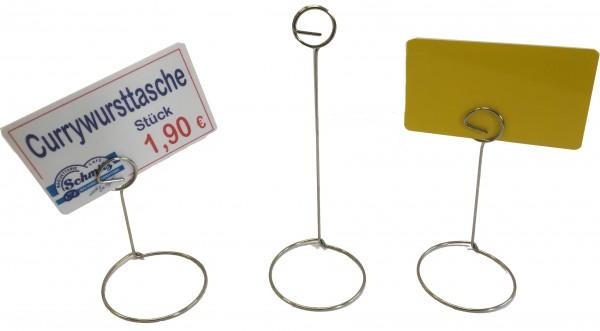 Edelstahl-Drahtständer ( 10 Stück )