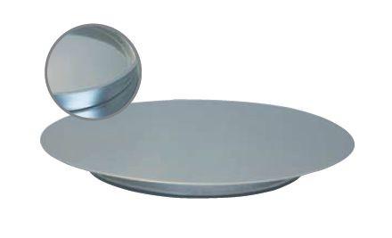 Tortenplatten aus Edelstahl