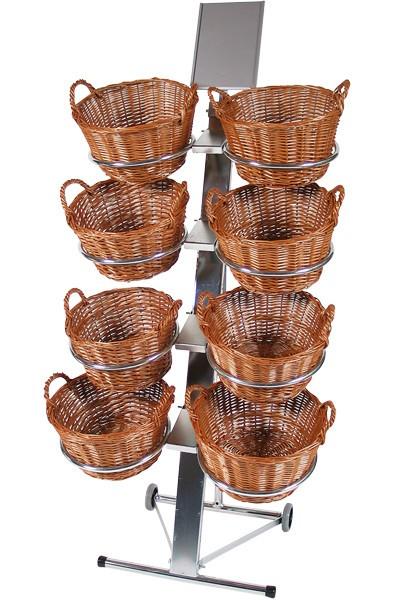 Produktpräsenter Basket