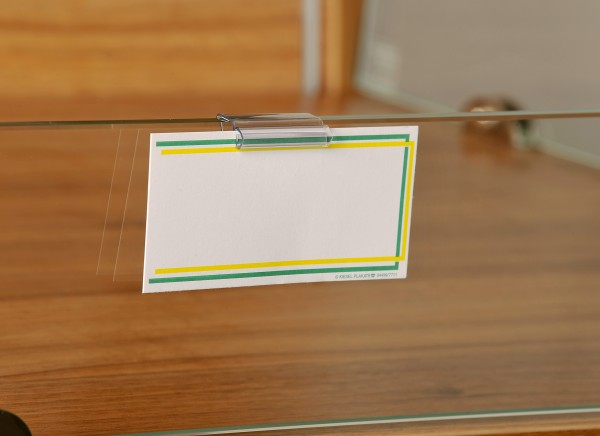 Regalhalter - Mini ( 10 Stück )