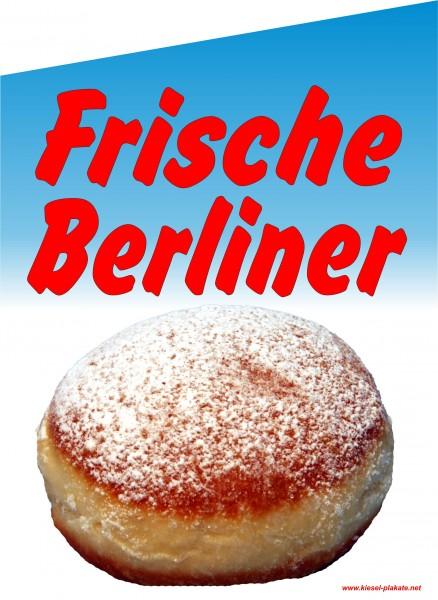 Fahne Frische Berliner (Text)
