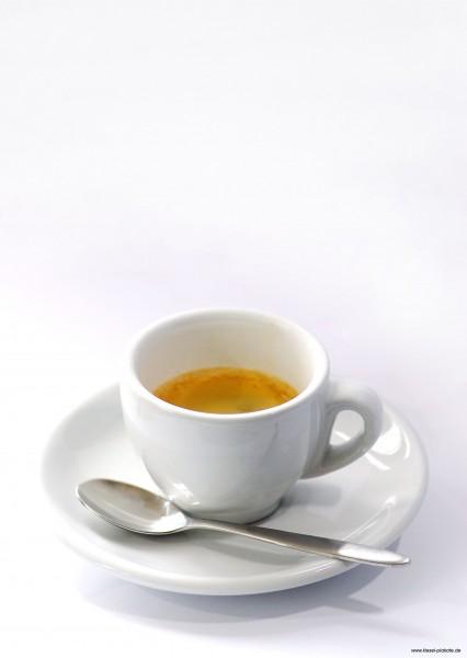 Kaffeetasse blanko