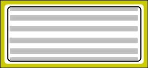 Top-Line, gelb