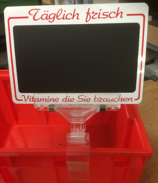 Kistenklemme groß - beweglich - ( 5 Stück )