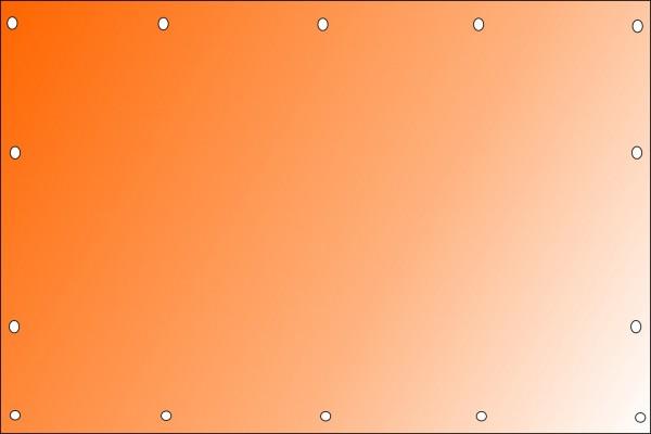 Bannerdruck 300 x 200 cm, PVC 510g