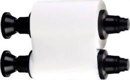 Farbband, 1-farbig weiß PEPPLE