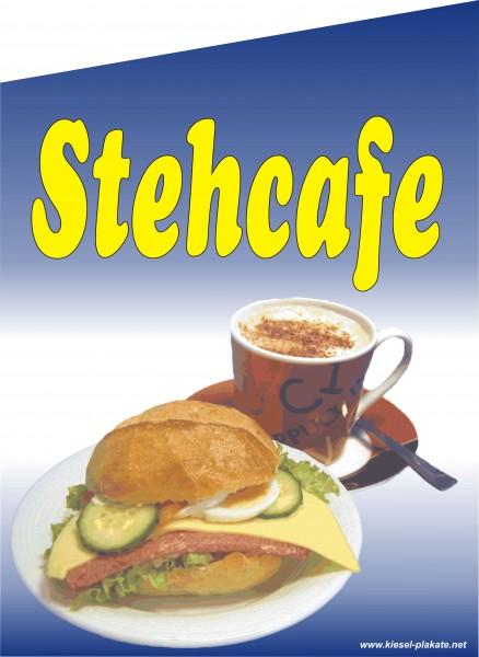 Fahne Stehcafe