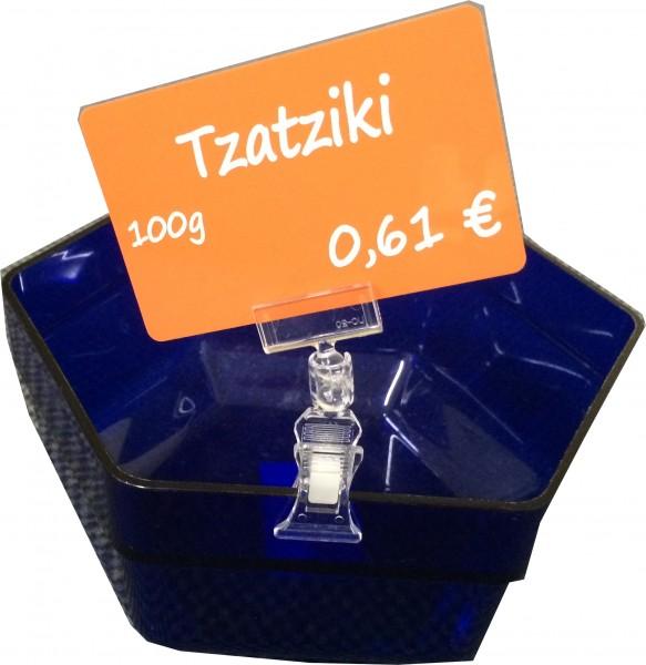 Cardholder 27mm mit Klemme