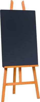 Akademiestaffelei 83 x 65 x 162 cm