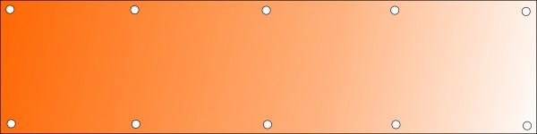Bannerdruck 200 x 50 cm, PVC 510g
