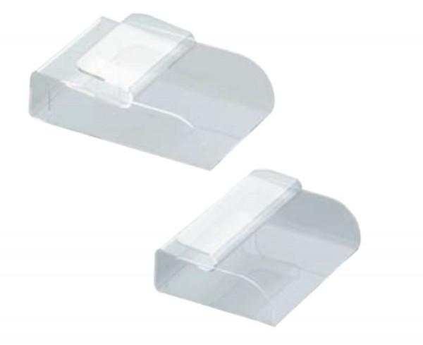 Fettpapierhalter aus Acryl A6 125mm