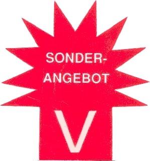 Sternstecker - Sonderangebot
