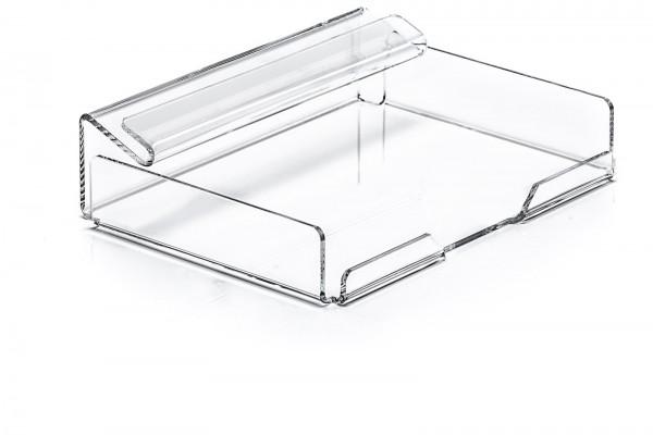 Fettpapierhalter aus Acryl 365 mm