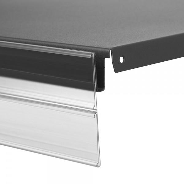 Scannerschienen zum kleben 1 Meter DOPPELT ( 2 x 55mm)