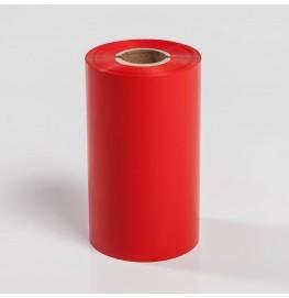Farbband für Etikettendrucker rot