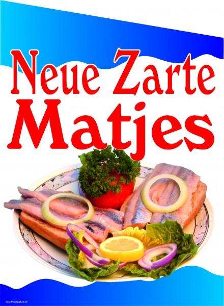 Fahne Neue zarte Matjes