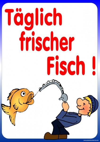 Täglich frischer Fisch 2