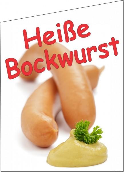 Fahne Bockwurst
