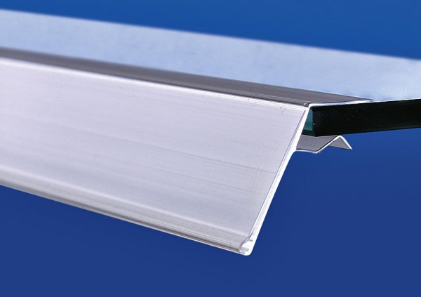 Scannerschienen zum stecken 1 Meter für Borten 5-10mm