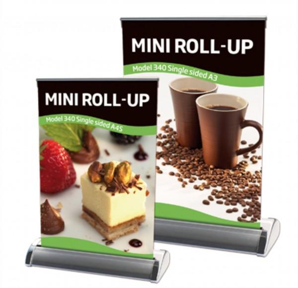 Roll-Up Bannerholder MINI