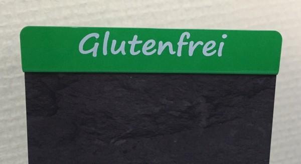 """Aktionsreiter für Preisschilder \""""Glutenfrei\"""" - 10 Stück"""