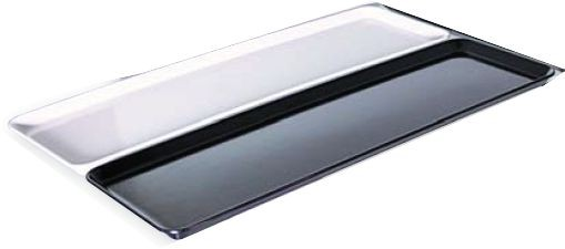 Auslagetabletts Melamin, Höhe: 20mm