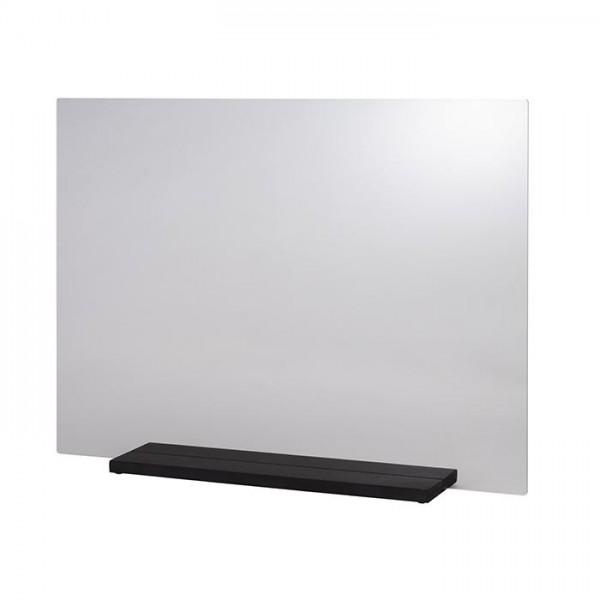 Hygieneschutzwand TABLE 75x57 cm - ohne Öffnung