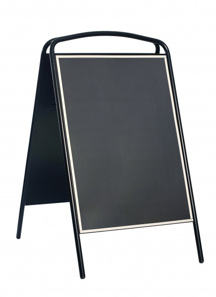 Plakatständer Star 700, DIN A1, schwarz mit kleinen Mängel